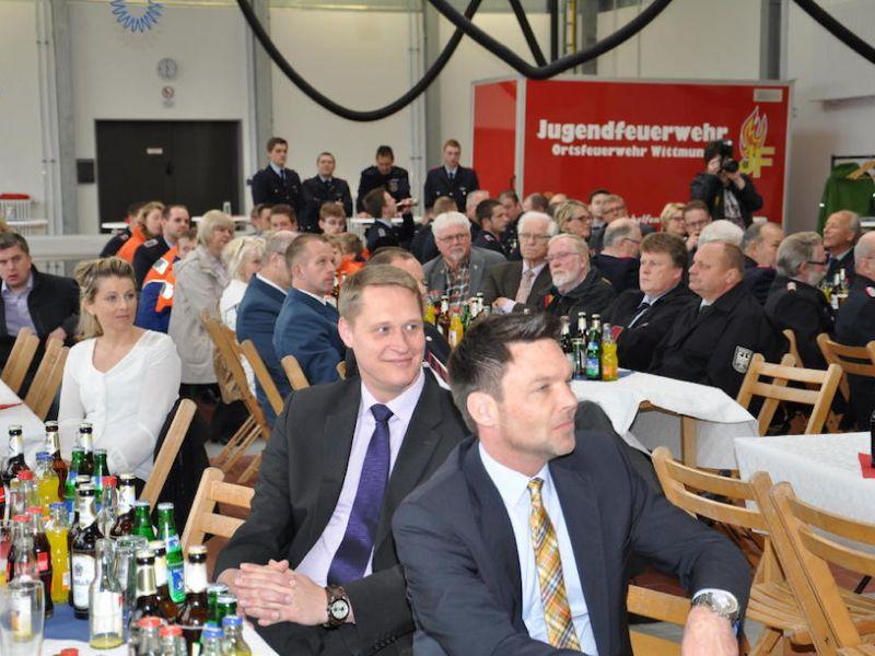 Zahlreiche Gäste folgten der Einladung   Bild: Rainer Nagel