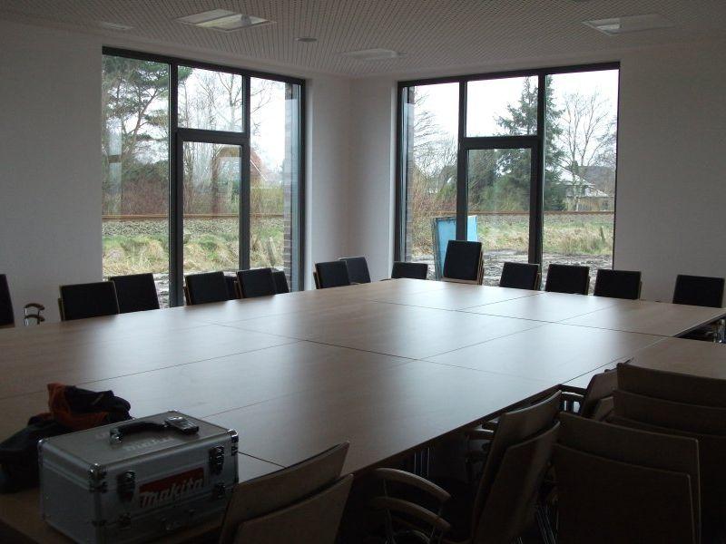 Der Lehrsaal | Bild: Meyer