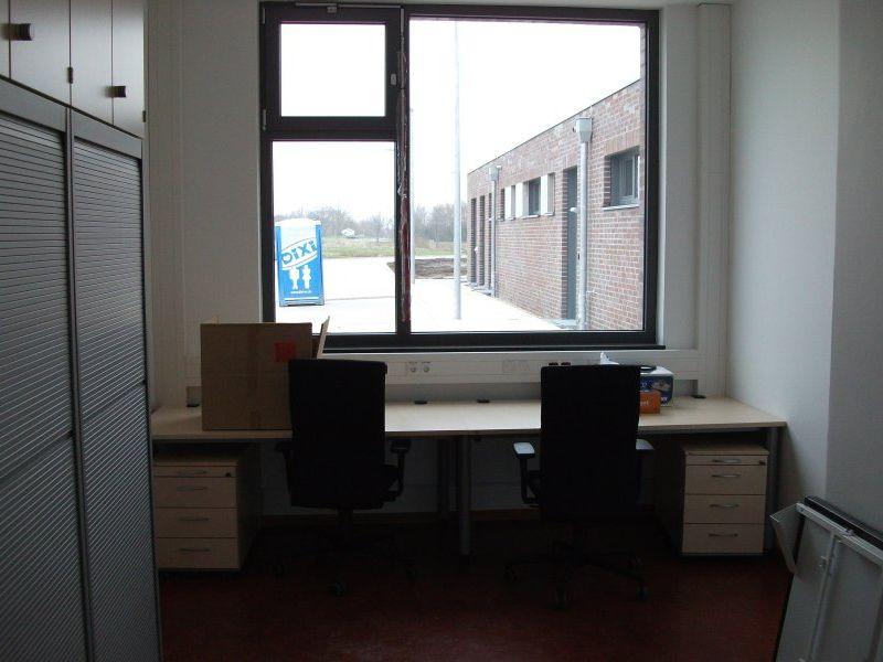 Das Büro | Bild: Meyer